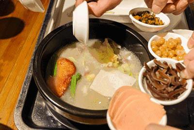 SHIMIAODAO Yunnan bridge rice noodles